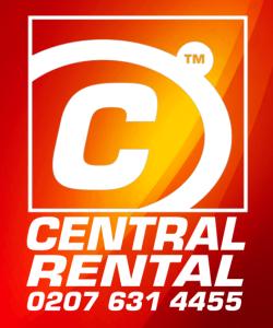 Central rental Logo